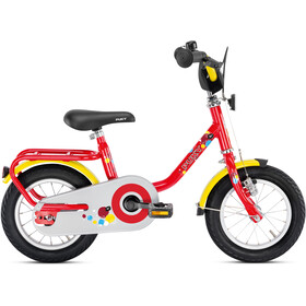 "Puky Z 2 Børnecykel 12"" rød"
